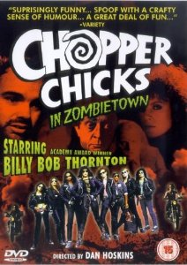Chopper Chicks in Zombie Town