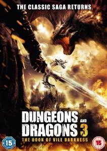 Dungeons and Dragons 3: Book of Vile Darkness