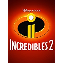 Incredibles 2, The (2018)