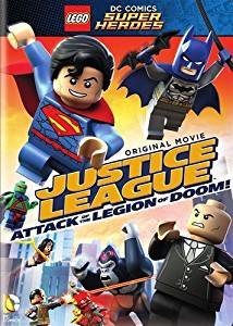 LEGO DC Super Heroes: Attack of the Legion of Doom! (2015)