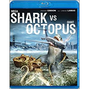 Mega-Shark vs Giant Octopus