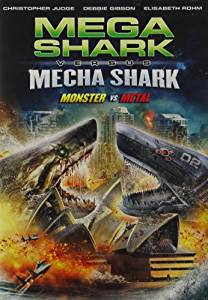 Mega-Shark vs Mecha-Shark