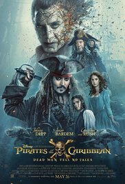 Pirates of the Caribbean 5: Salazar's Revenge (AKA Dead Men Tell No Tales)