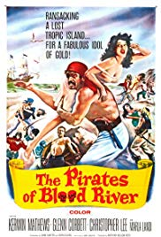 Pirates of Blood River (1963)