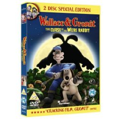 Wallace and Gromit and the Curse of the Were Rabbit